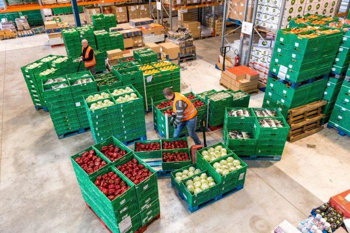 4 tonnes de fruits et de légumes Saisies au marché de la Mosson